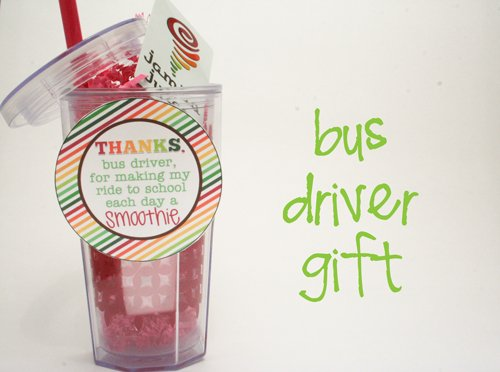 Bus Driver Appreciation Gift Ideas