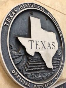 Texas-sign