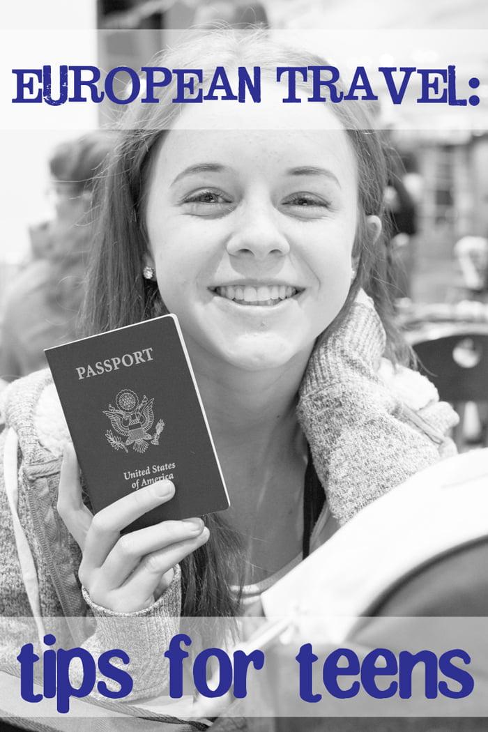 Europe-travel-teens
