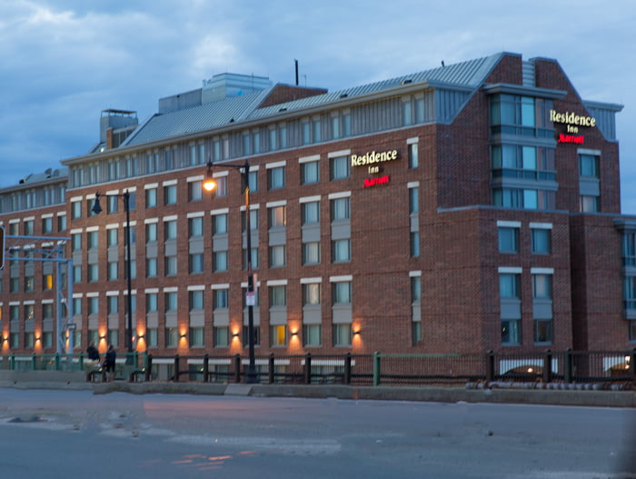 Residence Inn Boston Harbor Tudor Wharf