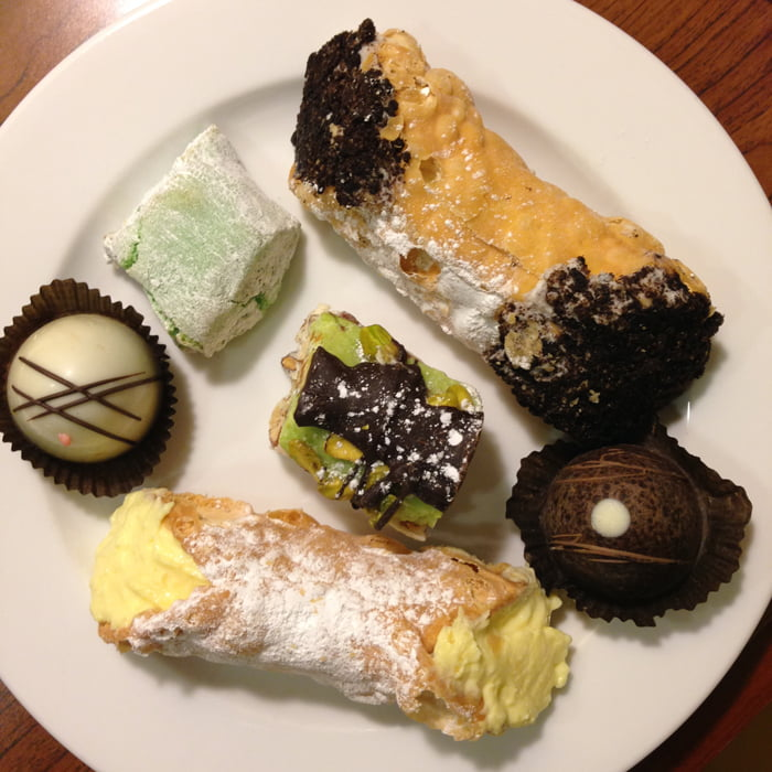 Boston pastries | Such the Spot