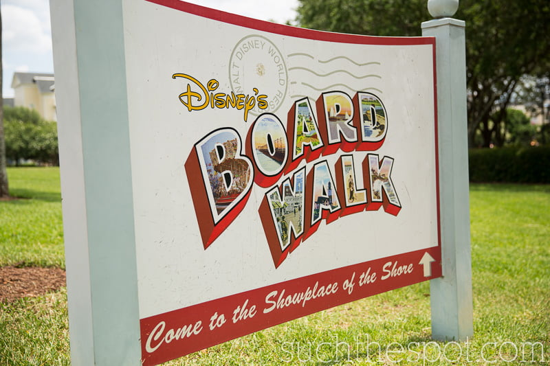 Disney's Board Walk