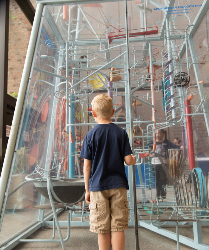 Boston Museum of Science review | Such the Spot