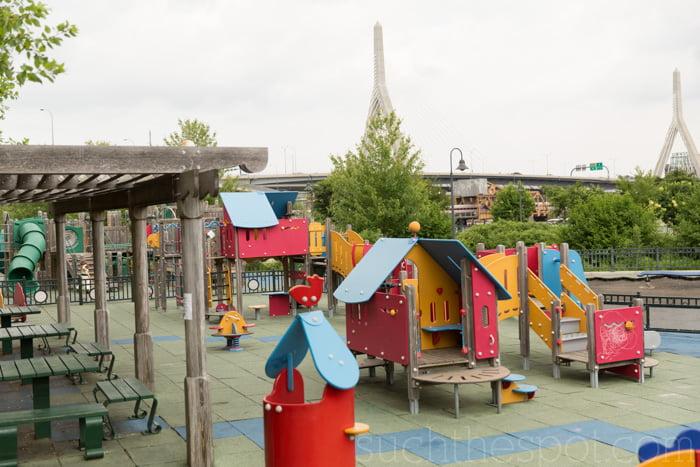 Boston playground